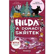 Hilda a domácí skřítek - Kniha