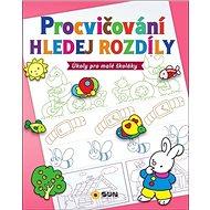 Procvičování Hledej rozdíly: Úkoly pro malé školáky - Kniha