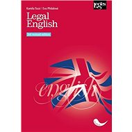 Legal English: 3rd revised edition - Kniha