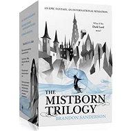 Mistborn Trilogy Boxed Set - Kniha