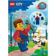 LEGO® City Když můžu, pomůžu!: Komiks, příběh, aktivity - Kniha