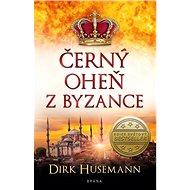 Černý oheň z Byzance - Kniha
