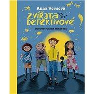 Zvířata a detektivové - Kniha