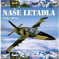 Naše letadla - Kniha