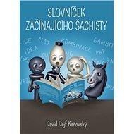 Slovníček začínajícího šachisty - Kniha
