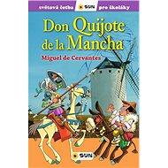 Don Quijote de la Mancha - Kniha
