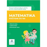 Pracovní sešit Matematika 2 - Počítáme do 100 - Kniha