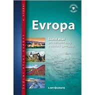 Evropa školní atlas: pro základní školy a víceletá gymnázia - Kniha