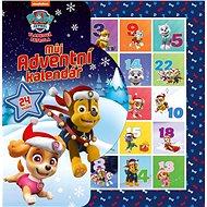 Tlapková patrola Můj adventní kalendář - Kniha