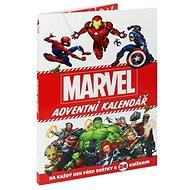 Marvel Adventní kalendář - Kniha