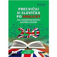 Precvičuj si slovíčka po anglicky: 250 cvičení na rozvoj slovnej zásoby - Kniha