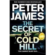 The Secret of Cold Hill - Kniha