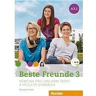 Beste Freunde 3 (A2/1) pracovní sešit: Němčina pro základní školy a víceletá gymnázia - Kniha