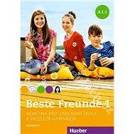 Beste Freunde 1 (A1/1) Učebnice: Němčina pro základní školy a víceletá gymnázia