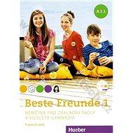 Beste Freunde 1 (A1/1) pracovní sešit: Němčina pro základní školy a víceletá gymnázia