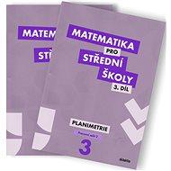 Matematika pro střední školy 3.díl Pracovní sešit (dvě části) - Kniha