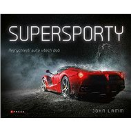Supersporty - Kniha