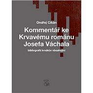 Kommentář ke Krvavému románu Josefa Váchala: Bibliografii krvákův obsahující - Kniha