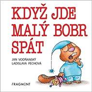 Když jde malý bobr spát - Kniha
