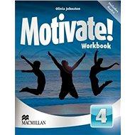 Motivate! 4: Pracovní sešit - Kniha