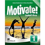 Motivate! 1: Student's Book Pack - Kniha