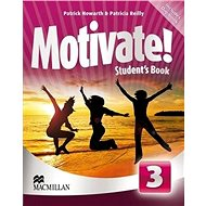 Motivate! 3: Student's Book Pack - Kniha