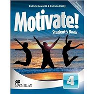 Motivate! 4: Student's Book Pack - Kniha