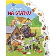 Na statku: Rýmování se zvířátky - Kniha