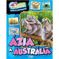 Ázia a Austrália: Momentky z divočiny. Safari na kontinentoch - Kniha