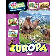Európa: Momentky z divočiny. Safari na kontinentoch - Kniha