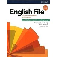English File Fourth Edition Upper Intermediate Student's Book: with Student Resource Centre Pack CZ