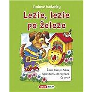 Lezie, lezie po železe: Ľudové hádanky - Kniha