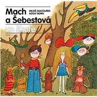 Mach a Šebestová ve škole - Kniha