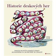 Historie deskových her - Kniha