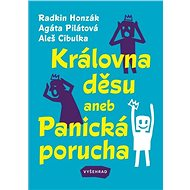 Královna děsu aneb Panická porucha - Kniha