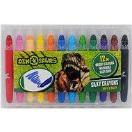 Dino gel waxes - Crayons