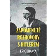 Zapomenuté rozhovory s Hitlerem - Kniha