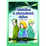 Monika a ukradená dýka - Kniha