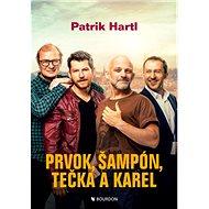 Prvok, Šampón, Tečka a Karel: filmová obálka - Kniha