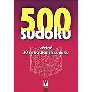 500 sudoku - Kniha