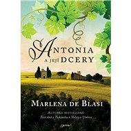 Antonia a její dcery - Kniha