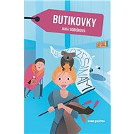 Butikovky - Kniha
