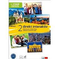 Direkt interaktiv 2 (A2): Učebnice a pracovní sešit