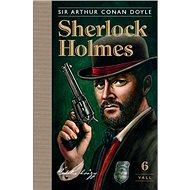 Sherlock Holmes 6: Údolie hrôzy - Kniha