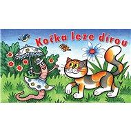 Kočka leze dírou - Kniha