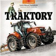 Traktory - Kniha