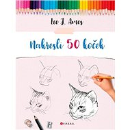 Nakresli 50 koček - Kniha