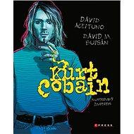 Kurt Cobain Ilustrovaný životopis - Kniha