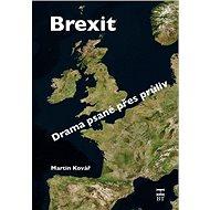Brexit Drama psané přes průliv - Kniha
