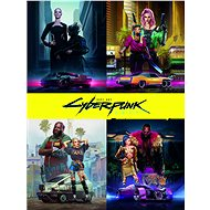 Cyberpunk 2077 Svět hry - Kniha